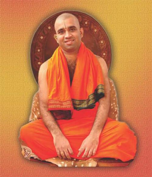 HH Shrimad Samyamindra Thirtha Swamiji