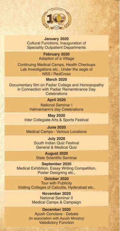 Centenary Celebrations 2020 d